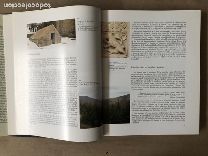 Libros de segunda mano: NOSOTROS LOS VASCOS; ARTE. 5 TOMOS (OBRA COMPLETA). LUR ARGITALETXEA 1990. - Foto 23 - 212291110
