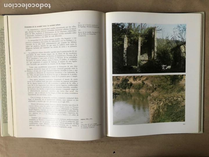 Libros de segunda mano: NOSOTROS LOS VASCOS; ARTE. 5 TOMOS (OBRA COMPLETA). LUR ARGITALETXEA 1990. - Foto 27 - 212291110