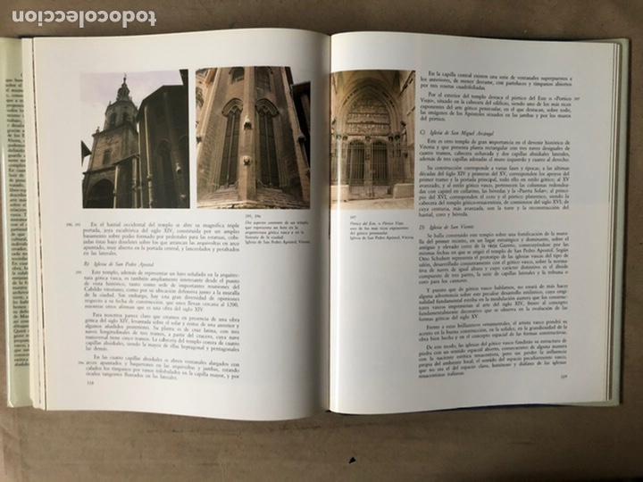 Libros de segunda mano: NOSOTROS LOS VASCOS; ARTE. 5 TOMOS (OBRA COMPLETA). LUR ARGITALETXEA 1990. - Foto 28 - 212291110