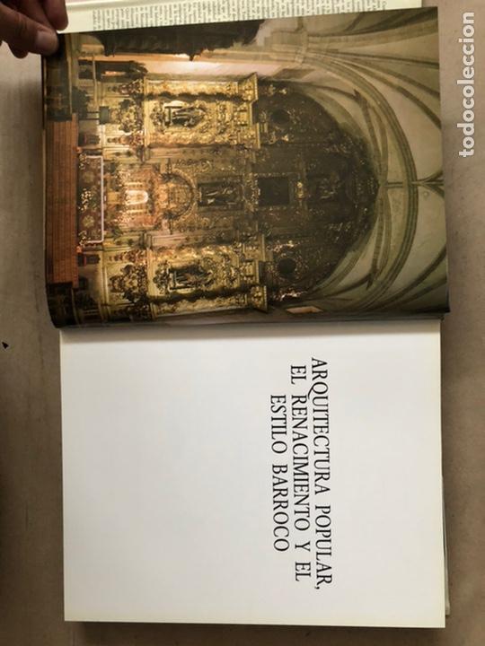 Libros de segunda mano: NOSOTROS LOS VASCOS; ARTE. 5 TOMOS (OBRA COMPLETA). LUR ARGITALETXEA 1990. - Foto 33 - 212291110
