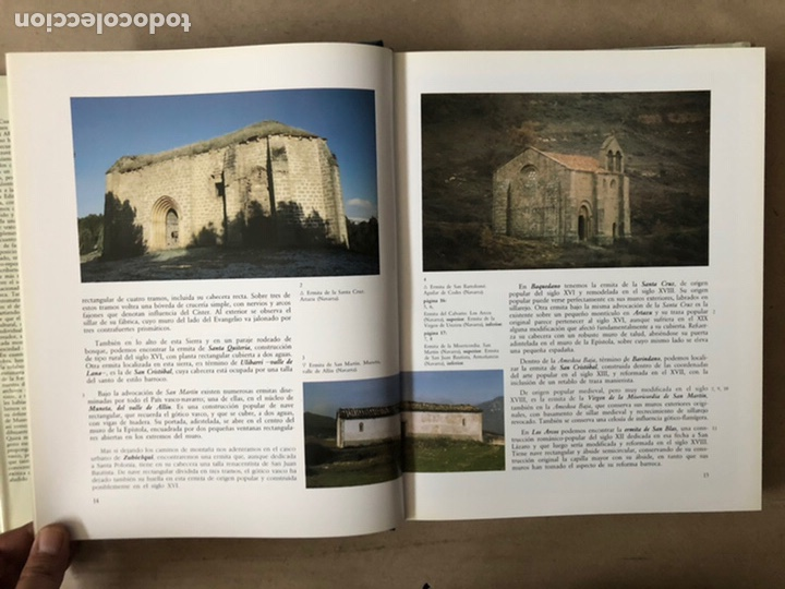 Libros de segunda mano: NOSOTROS LOS VASCOS; ARTE. 5 TOMOS (OBRA COMPLETA). LUR ARGITALETXEA 1990. - Foto 35 - 212291110