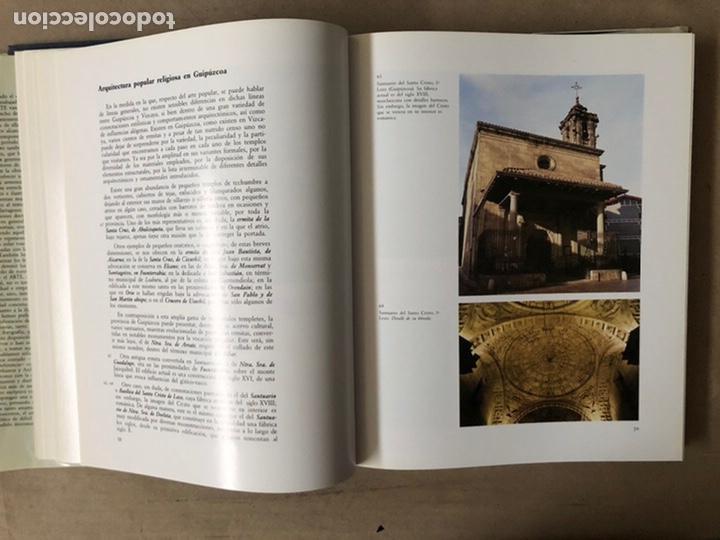 Libros de segunda mano: NOSOTROS LOS VASCOS; ARTE. 5 TOMOS (OBRA COMPLETA). LUR ARGITALETXEA 1990. - Foto 37 - 212291110