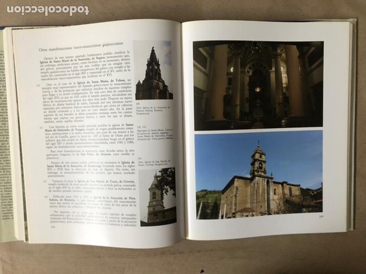 Libros de segunda mano: NOSOTROS LOS VASCOS; ARTE. 5 TOMOS (OBRA COMPLETA). LUR ARGITALETXEA 1990. - Foto 41 - 212291110