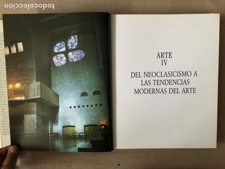 Libros de segunda mano: NOSOTROS LOS VASCOS; ARTE. 5 TOMOS (OBRA COMPLETA). LUR ARGITALETXEA 1990. - Foto 47 - 212291110