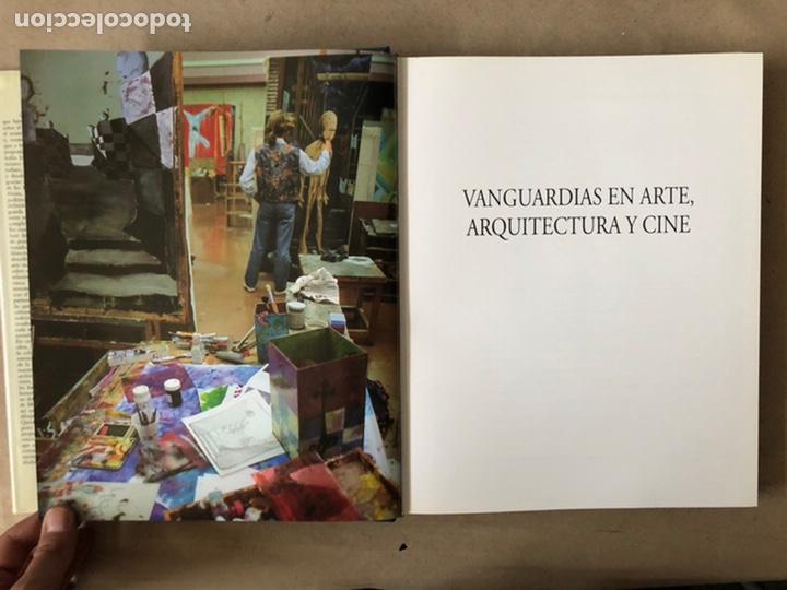Libros de segunda mano: NOSOTROS LOS VASCOS; ARTE. 5 TOMOS (OBRA COMPLETA). LUR ARGITALETXEA 1990. - Foto 60 - 212291110