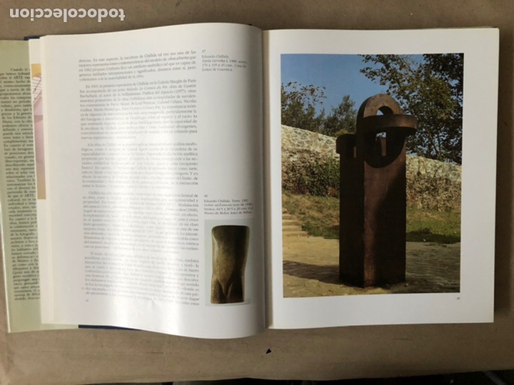 Libros de segunda mano: NOSOTROS LOS VASCOS; ARTE. 5 TOMOS (OBRA COMPLETA). LUR ARGITALETXEA 1990. - Foto 63 - 212291110