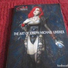 Libros de segunda mano: ARTE FANTASTICO ILUSTRADORES LINSNER COMO NUEVO. Lote 212412180