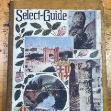 Libros de segunda mano: GUIA MANANTIALES CATALUÑA 1916. Lote 212464530