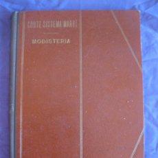 Libros de segunda mano: CORTE SISTEMA MARTI. MODISTERIA.. BARCELONA 1942.. Lote 212473808