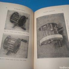 Libros de segunda mano: MANUAL DEL PESCADOR AFICIONADO DE RIO Y MAR. Lote 212563070