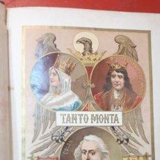 Libros de segunda mano: CASTELAR, HISTORIA DEL DESCUBRIMIENTO DE AMÉRICA. DOS TOMOS.. Lote 212601398
