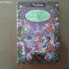 Libros de segunda mano: LIBRO EL SECRETO DE LAS HADAS DE LAS NUBES- TEA STILTON. Lote 212605257