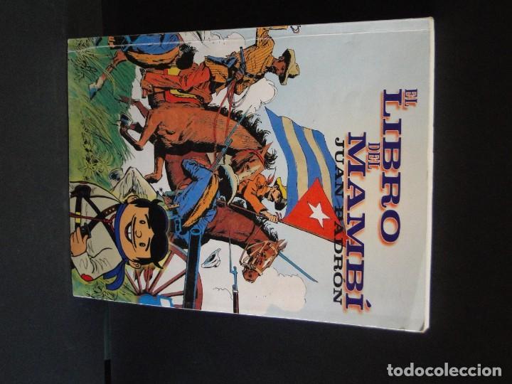 Libros de segunda mano: EL LIBRO DEL MAMBÍ.- JUAN PADRÓN - Foto 2 - 212690368