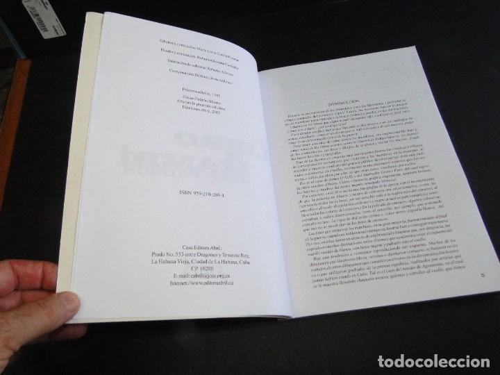 Libros de segunda mano: EL LIBRO DEL MAMBÍ.- JUAN PADRÓN - Foto 4 - 212690368