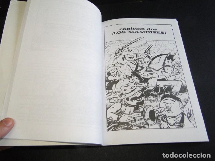 Libros de segunda mano: EL LIBRO DEL MAMBÍ.- JUAN PADRÓN - Foto 12 - 212690368