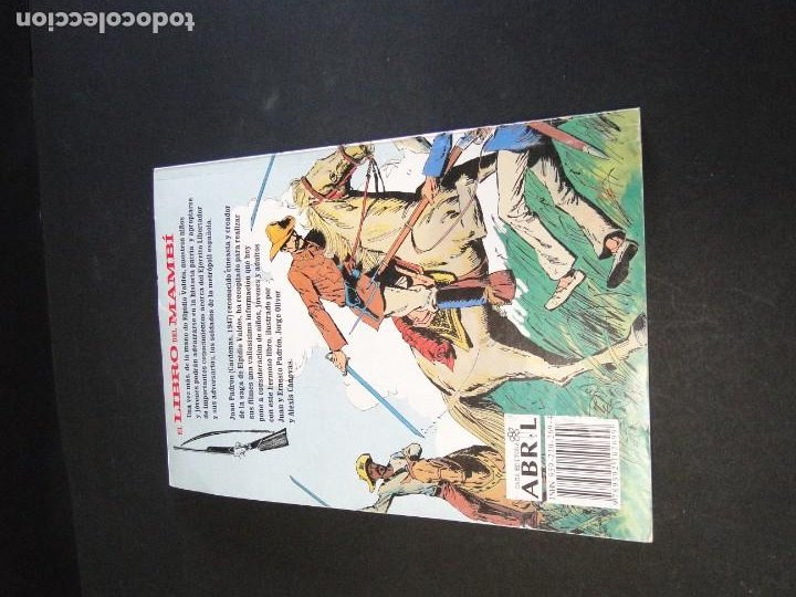 Libros de segunda mano: EL LIBRO DEL MAMBÍ.- JUAN PADRÓN - Foto 21 - 212690368