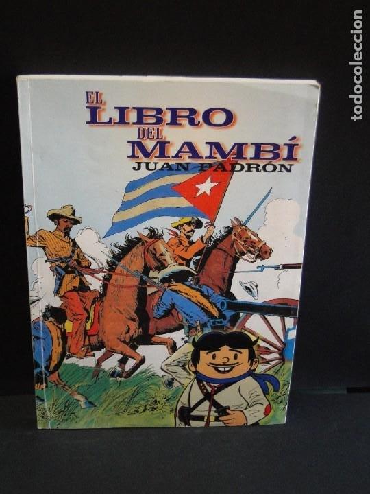 EL LIBRO DEL MAMBÍ.- JUAN PADRÓN (Libros de Segunda Mano - Historia - Otros)