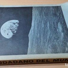 Libros de segunda mano: CIUDADANO DEL MUNDO - ANTOLOGIA - LUIS GARCIA ABRINES CALVO ESQ504. Lote 212759162