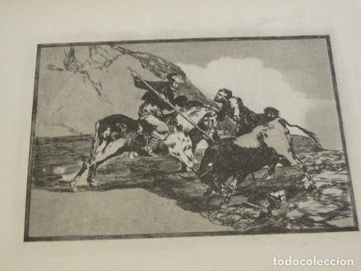 Libros de segunda mano: LA TAUROMAQUIA. Colección de las diferentes suertes y actitudes del arte de lidiar con los toros. - Foto 5 - 212781361