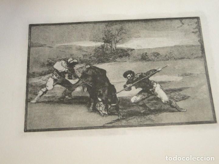 Libros de segunda mano: LA TAUROMAQUIA. Colección de las diferentes suertes y actitudes del arte de lidiar con los toros. - Foto 6 - 212781361