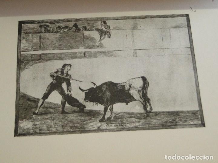 Libros de segunda mano: LA TAUROMAQUIA. Colección de las diferentes suertes y actitudes del arte de lidiar con los toros. - Foto 11 - 212781361