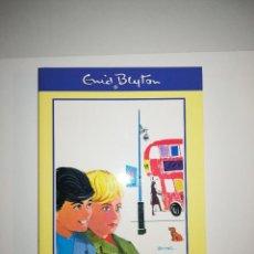 Libros de segunda mano: ADELANTE SIETE SECRETOS (ENID BLYTON) (RBA COLECCIONABLE). Lote 212841471