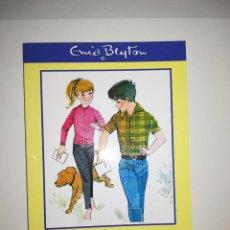 Libros de segunda mano: LOS SIETE SECRETOS SE DIVIERTEN (ENID BLYTON) (RBA COLECCIONABLE). Lote 212841496