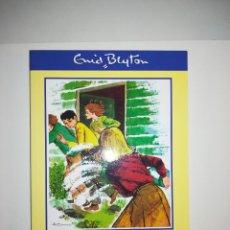 Libros de segunda mano: CUIDADO SIETE SECRETOS (ENID BLYTON) (RBA COLECCIONABLE). Lote 212841513