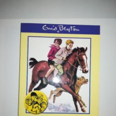 Libros de segunda mano: LOS CINCO EN EL PARAMO MISTERIOSO (ENID BLYTON) (RBA COLECCIONABLE). Lote 212841517