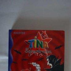 Libros de segunda mano: TINA SUPERBRUIXA AL CASTELL DE DRÀCULA NUMERO 10, BRÚIXOLA, ISBN 8483046172, 9788483046173. Lote 212884675