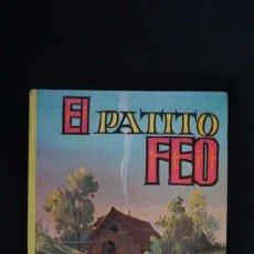 Libros de segunda mano: EL PATITO FEO Y AVENTURAS DE MICHIN, CUENTOS DE ILUSION NUMERO 6, AÑO 1964 EDITORIAL VASCO AMERICANA. Lote 212891721