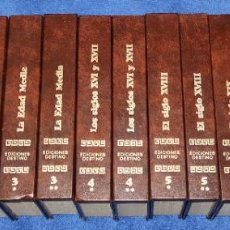 Libri di seconda mano: HISTORIA GENERAL DE LAS CIVILIZACIONES - DESTINOLIBRO ¡COMPLETA!. Lote 212909296