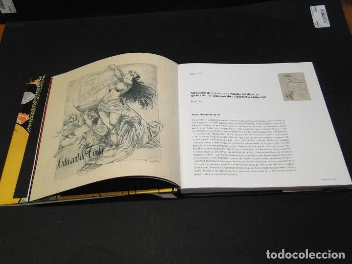 Libros de segunda mano: ALEXANDRE DE RIQUER. -OBRA GRÁFICA - Foto 4 - 212935431