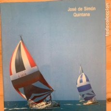 Libros de segunda mano: PATRONES DE EMBARCACIONES DE RECREO, LIBRO. Lote 212991771