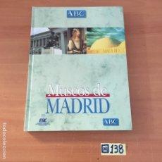 Libros de segunda mano: MUSEOS DE MADRID. Lote 213028062
