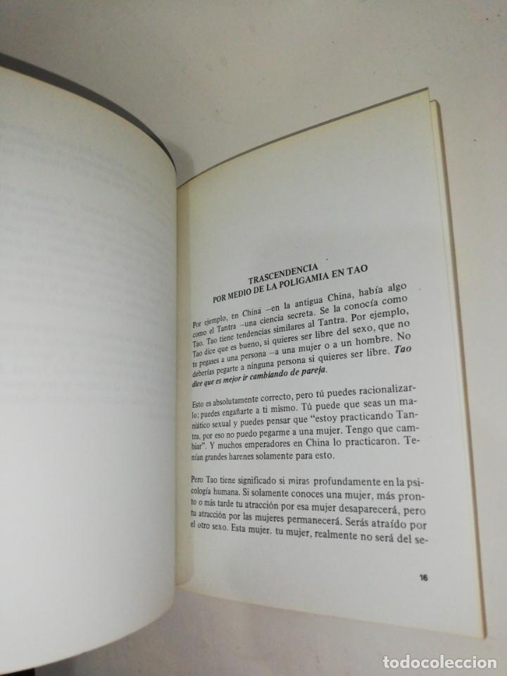 Libros de segunda mano: Osho - introducción al mundo del tantra - Foto 4 - 213031248