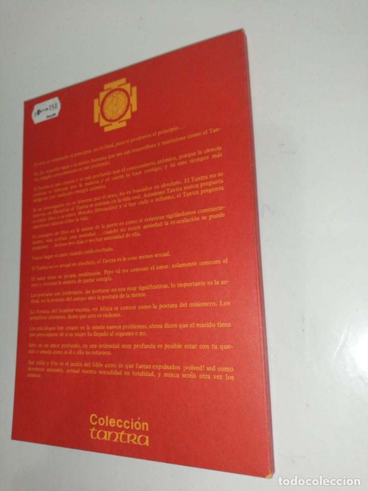 Libros de segunda mano: Osho - introducción al mundo del tantra - Foto 5 - 213031248