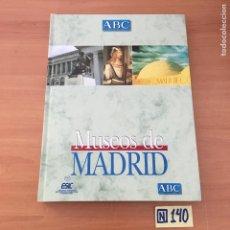 Libros de segunda mano: MUSEOS DE MADRID. Lote 213120611
