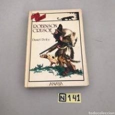 Libros de segunda mano: ROBINSON CRUSOE. Lote 213148330
