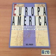 Libros de segunda mano: EUROPA AMÉRICA. Lote 213155011