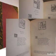 Libros de segunda mano: TROVAS DE MOSSEN JAIME FEBRER. 1967. EJEMPLAR Nº 127/300. Lote 213168756