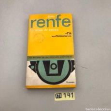 Libros de segunda mano: RENFE. Lote 213259243