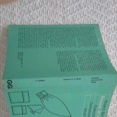 Libros de segunda mano: ROLAND BARTHES. SISTEMA DE LA MODA. GUSTAVO GILI 1984. POSIBLEMENTE 1ª ED. EN ESPAÑOL.CONSULTE DESCU. Lote 213260817