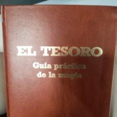 Libros de segunda mano: ***MUY DIFÍCIL DE ENCONTRAR!***EL TESORO***.GUIA PRÁCTICA DE LA MAGIA.. Lote 213268918