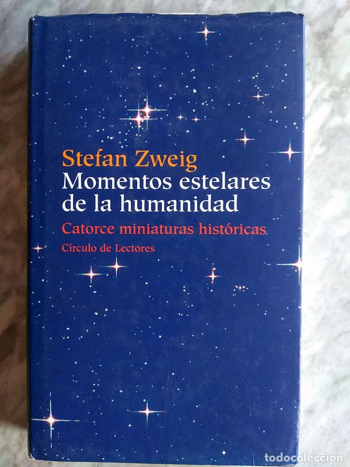 Libros de segunda mano: Lote 5 libros historia universal Juan Eslava Galán mundo escépticos Yuval Noah Harari sapiens Zweig - Foto 14 - 213324556