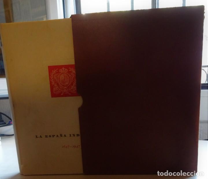 Libros de segunda mano: La España Industrial 1847-1947, Libro del Centenario de la España Inds. de Barcelona - Foto 4 - 213423307