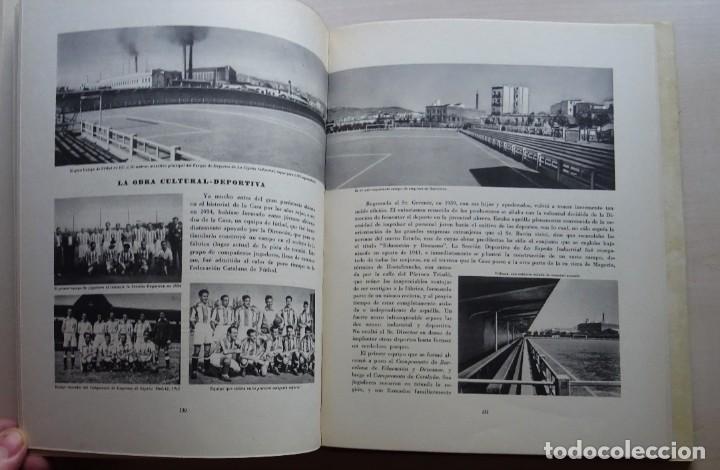 Libros de segunda mano: La España Industrial 1847-1947, Libro del Centenario de la España Inds. de Barcelona - Foto 11 - 213423307
