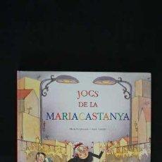 Libros de segunda mano: JOCS DE LA MARIA CASTANYA, TIMUN MAS, ISBN 8448017056, 9788448017057. Lote 213423720