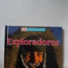 Libros de segunda mano: EXPLORADORES, PEARSON EDUCACION, ISBN 8420551783, 9788420551784. Lote 213427906