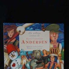 Libros de segunda mano: ELS MILLORS CONTES DE HANS CHRISTIAN ANDERSEN, TIMUNMAS, ISBN 8448017730, 9788448017736. Lote 213501513